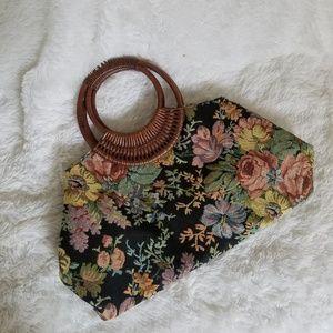 Boho Hand Bag/ Satchel